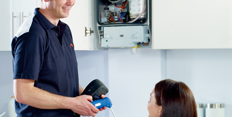 Gas safety engineer